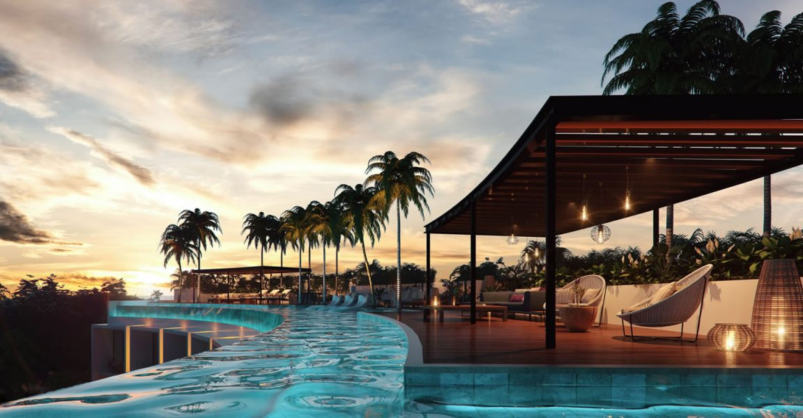 Studio Condos For Sale La Veleta Tulum Quintana Roo