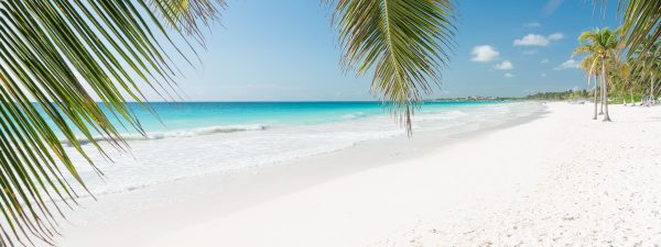 Tulum Beach, Riviera Maya, Quintana Roo, Mexico