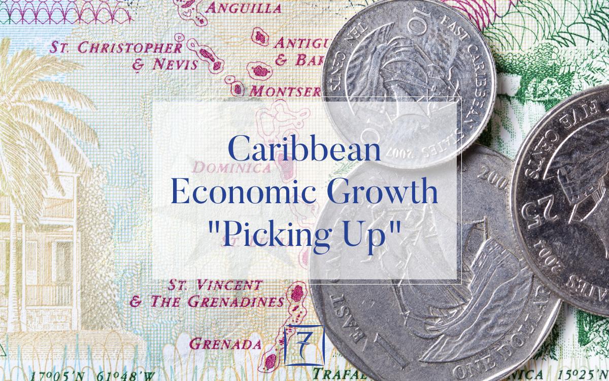 "IMF: Caribbean economic growth ""picking up"""