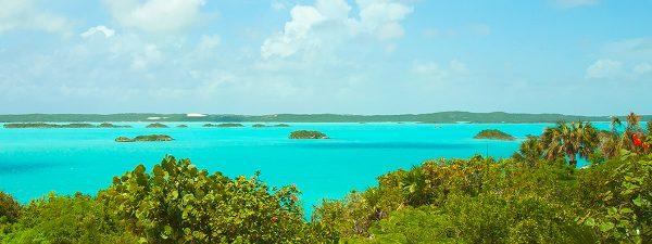 Chalk Sound, Providenciales, Turks & Caicos