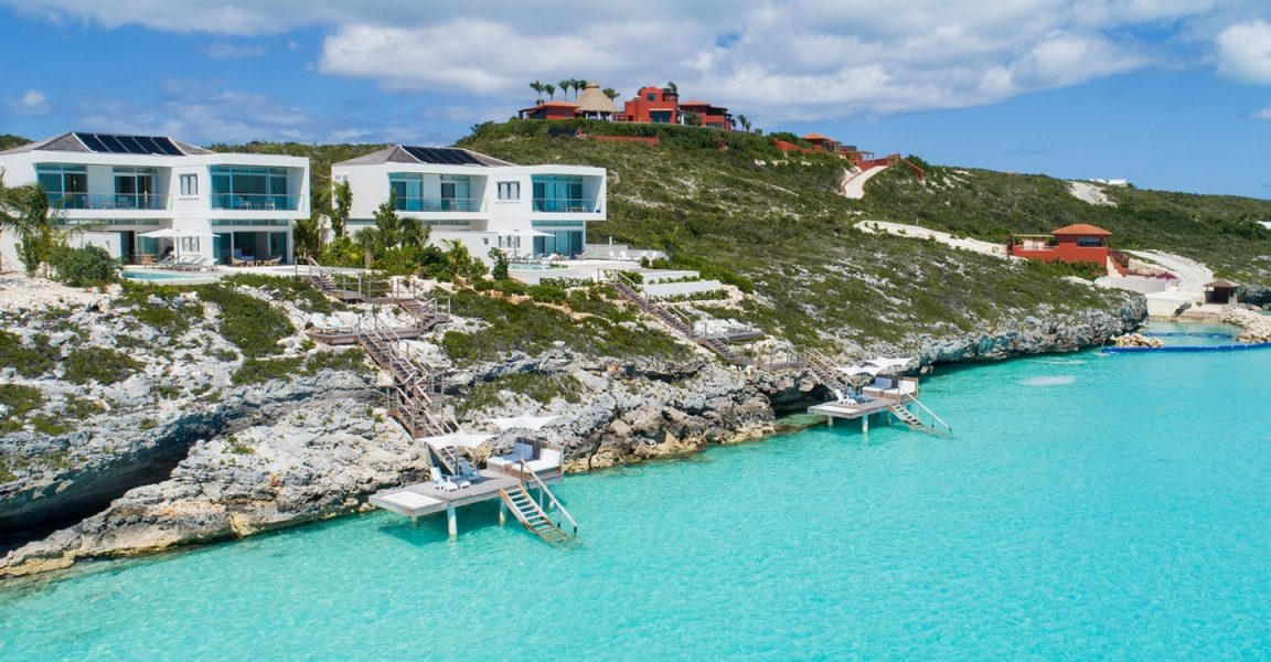 4 Bedroom Luxury Oceanfront Homes For Sale, Turtle Tail, Providenciales,  Turks U0026 Caicos