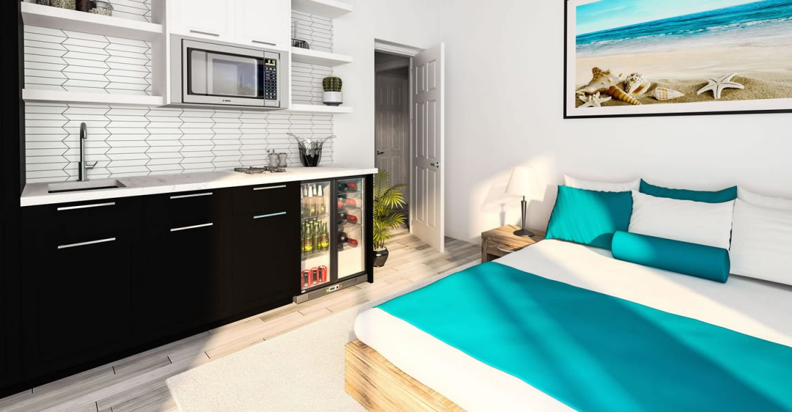 2 Bedroom Beachfront Condos For Sale Long Bay Beach Providenciales Turks Caicos 7th