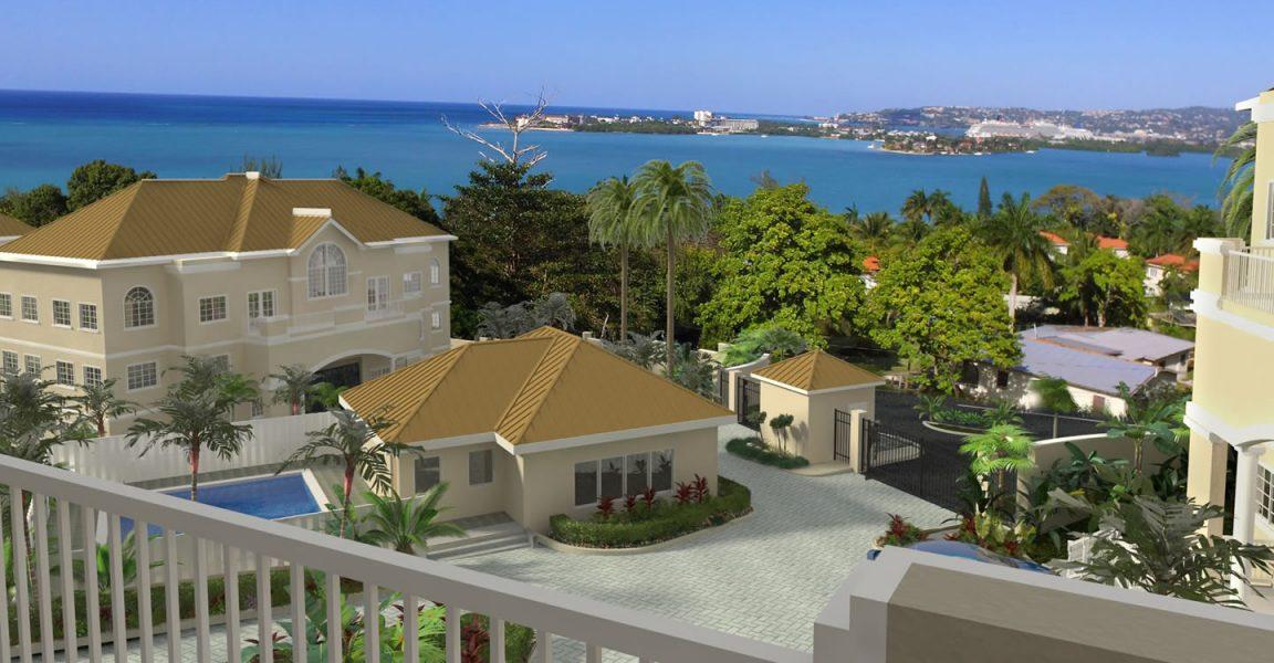2 bedroom condos for sale spring gardens montego bay jamaica 7th heaven properties for Spring garden jamaican restaurant
