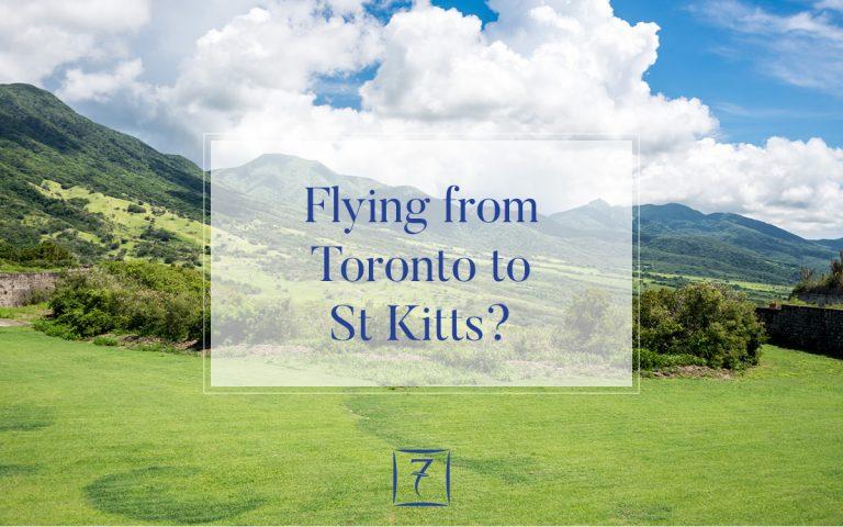 St. Kitts - Nevis Shows Drop In Flights Landed   Nevis