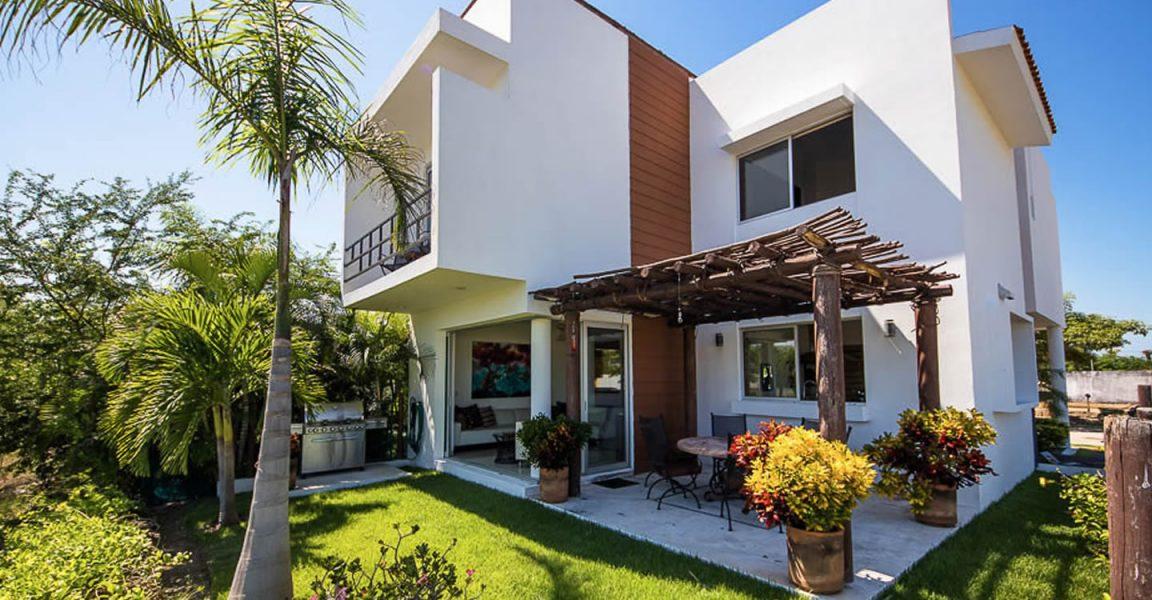 3 bedroom house for sale  nuevo vallarta  nayarit  mexico