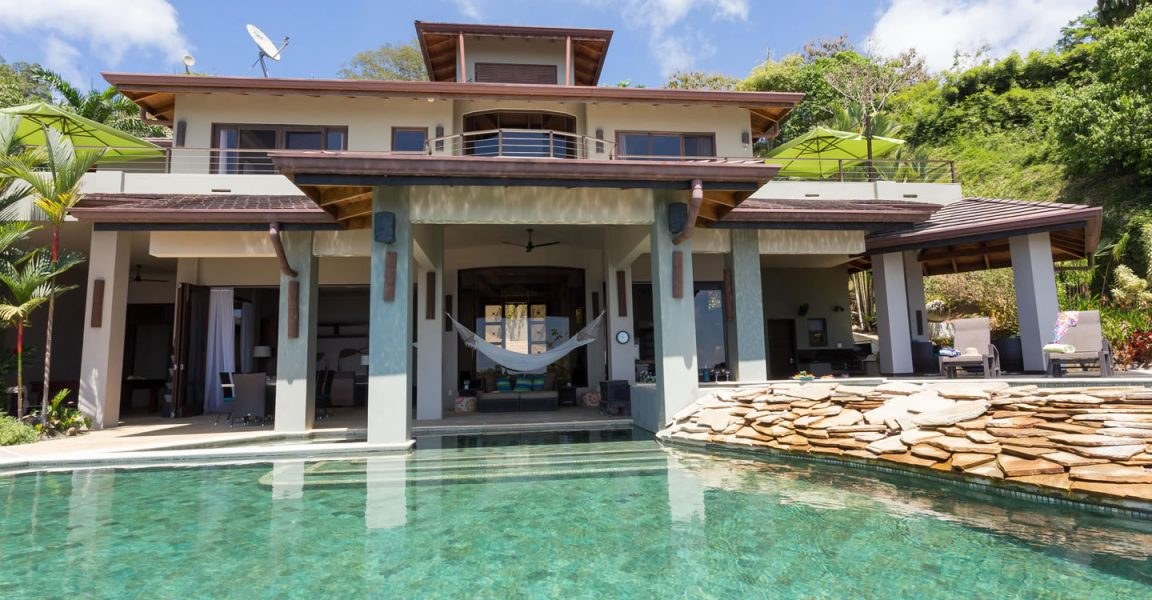 7 Bedroom Luxury Home For Sale Escaleras Dominical