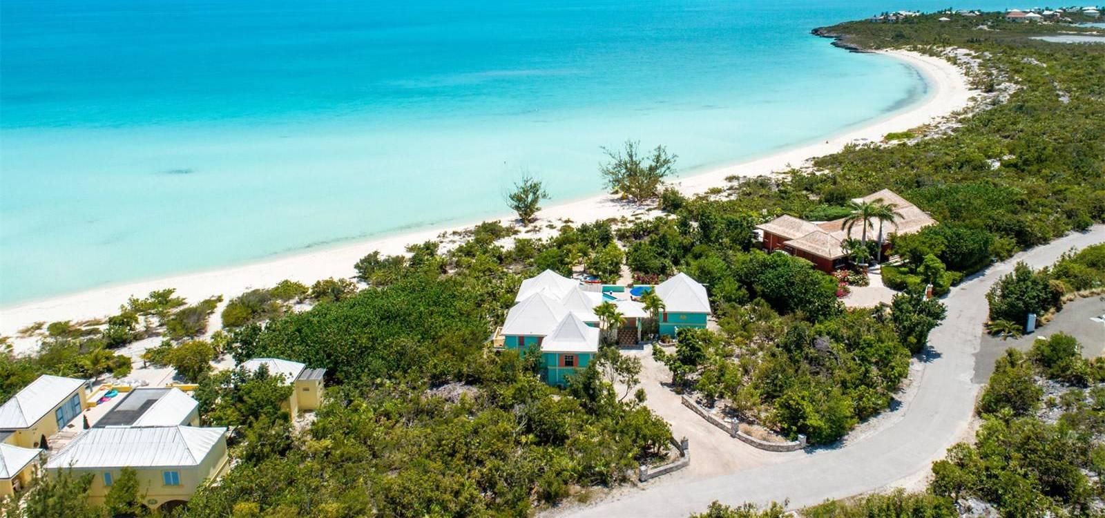Beach House Long Bay Antigua
