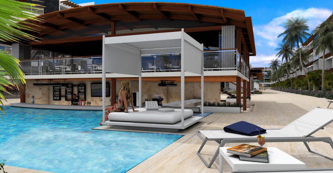 2 Bedroom Beachfront Condos for Sale, Playa Nueva Romana ... - photo#19