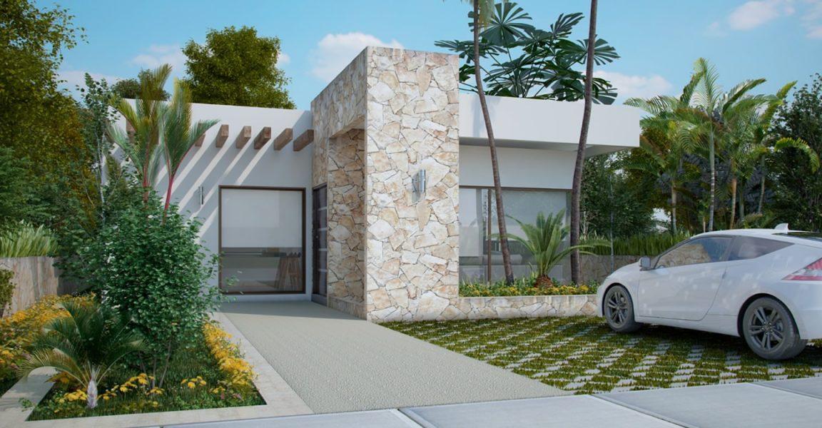 2 bedroom homes for sale  akumal  riviera maya  mexico