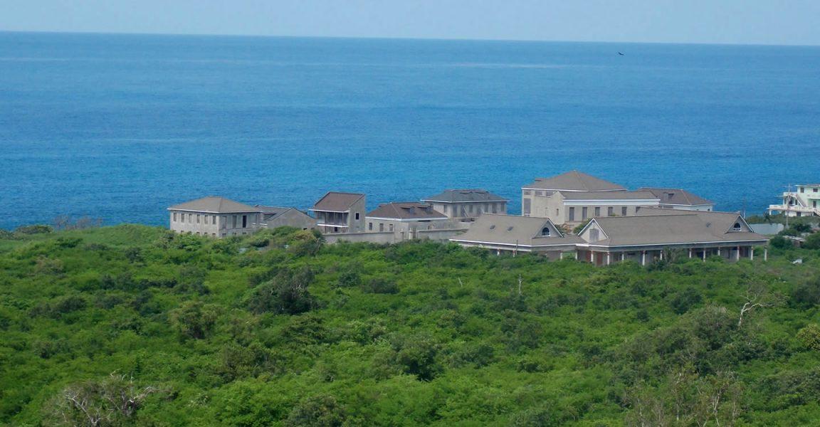 Negril beach jamaica real estate