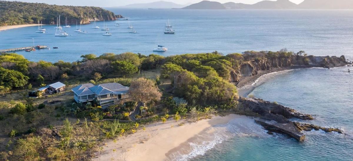 Stupendous 7 Idyllic Caribbean Island Homes For Sale 7Th Heaven Download Free Architecture Designs Salvmadebymaigaardcom