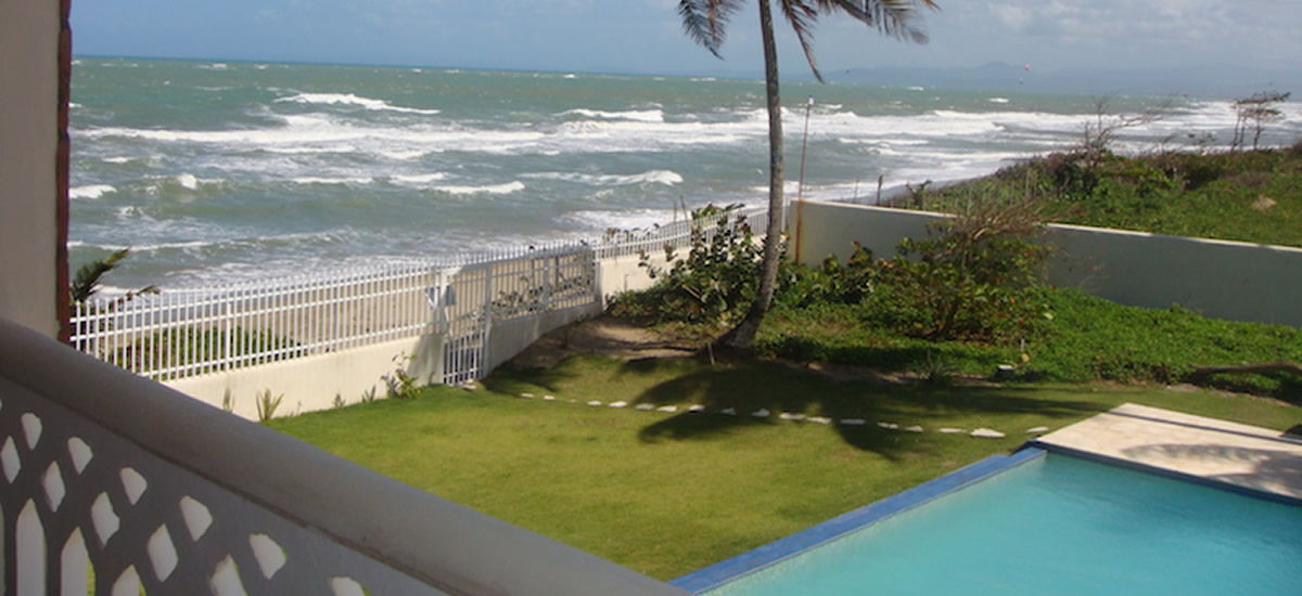 Bed and breakfast for sale in Cabarete on the northern coast of the Dominican Republic