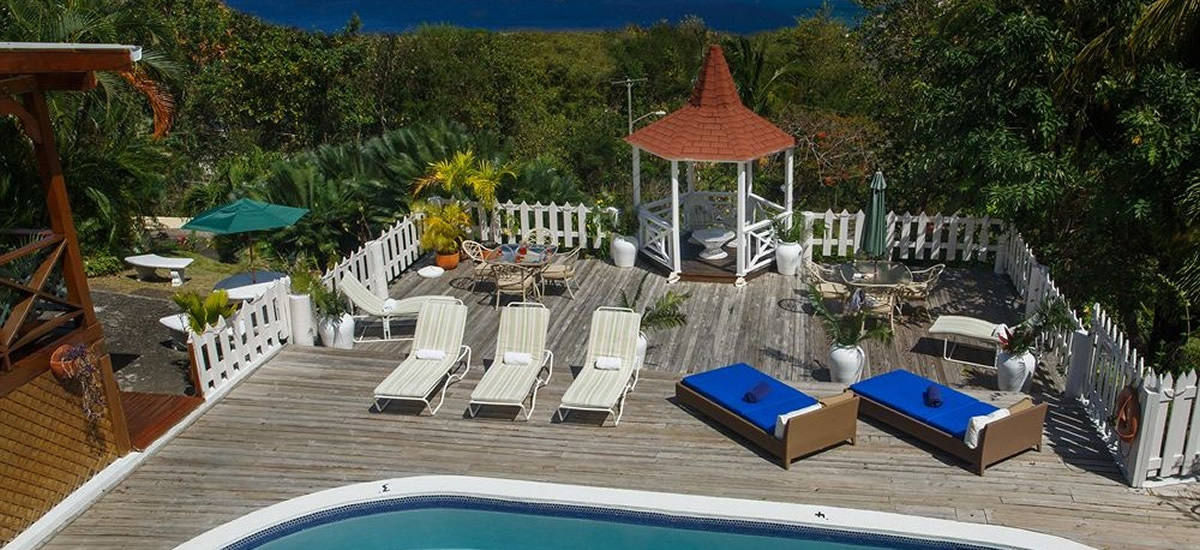 Bed and breakfast for sale in St Lucia