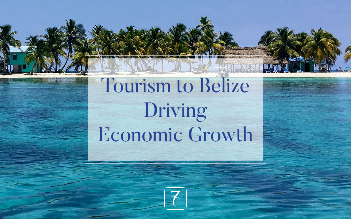 Tourism to Belize driving economic growth in Belize