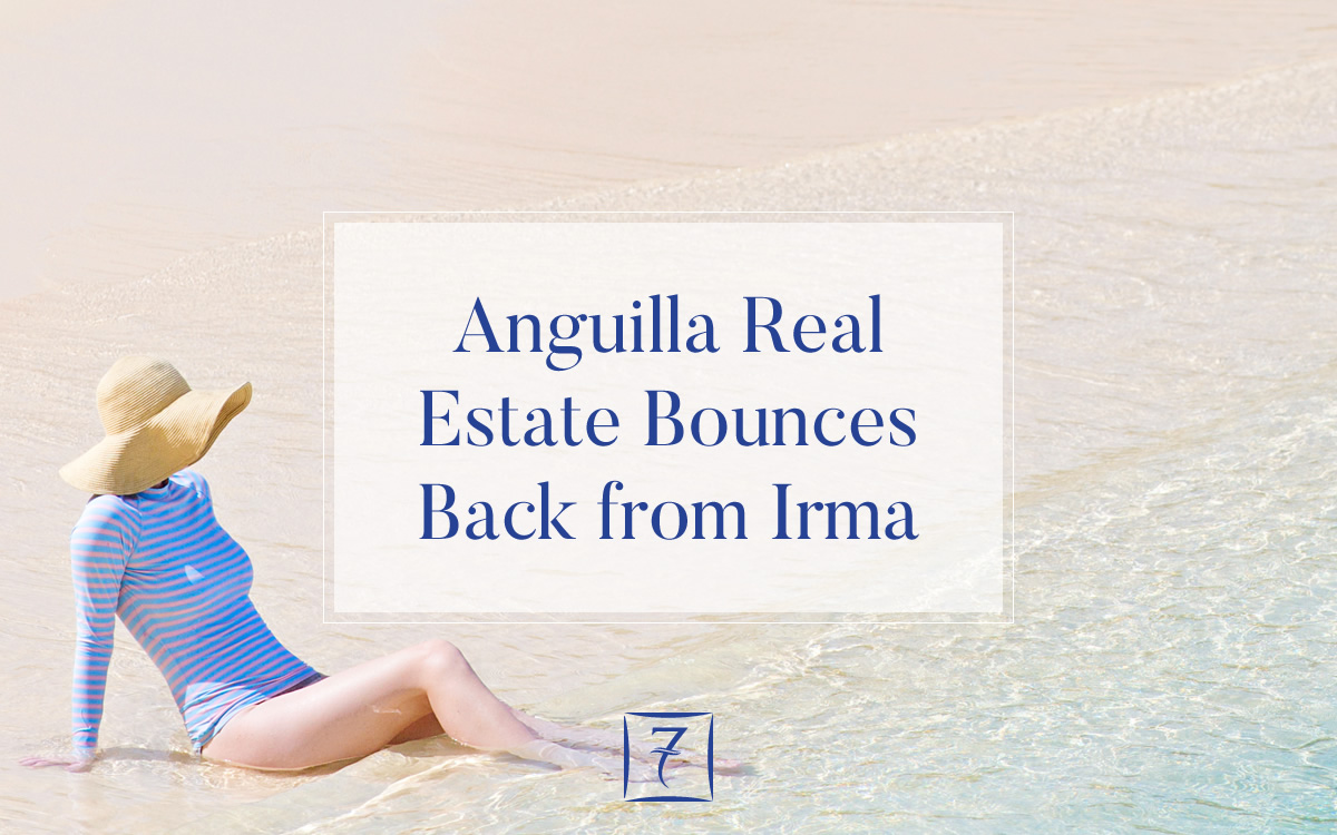 Anguilla real estate bounces back from Hurricane Irma