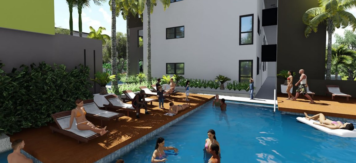 Apartments for sale, St Lawrence Main Road, South Coast of Barbados