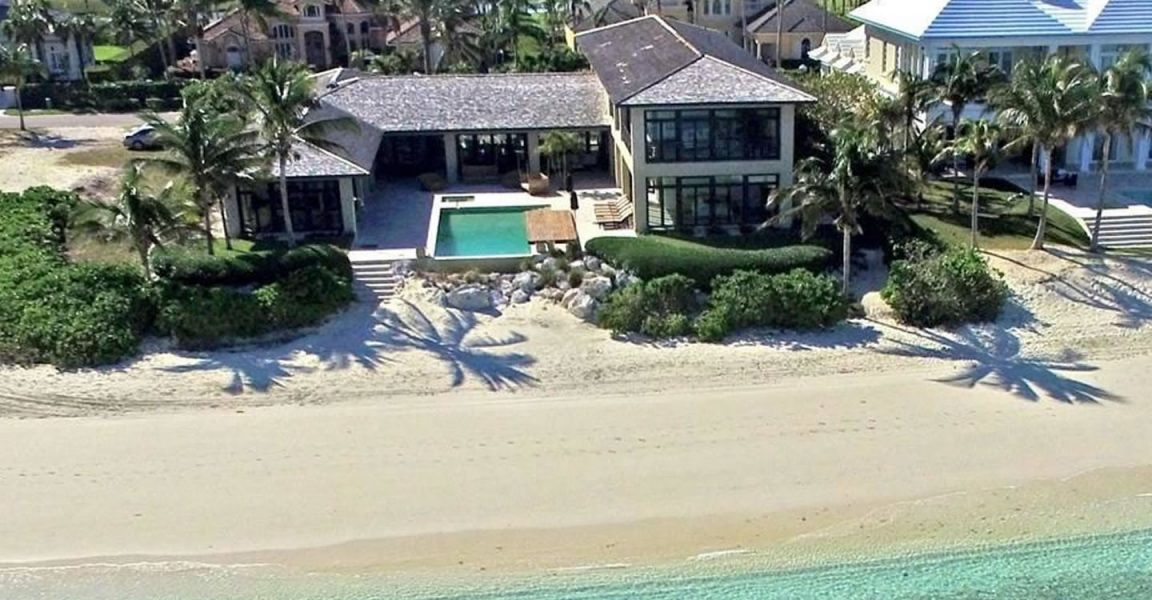 8 Bedroom Beach House for Sale, Ocean Club Estates, Paradise