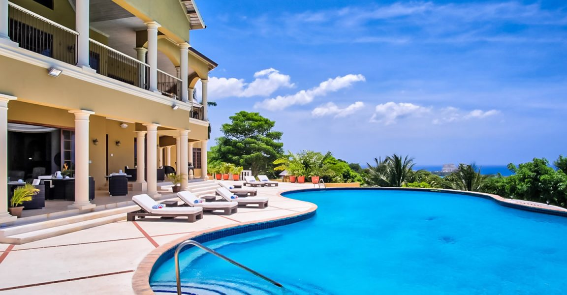 12 Bedroom Luxury Home For Sale, Rose Hall, Montego Bay, Jamaica