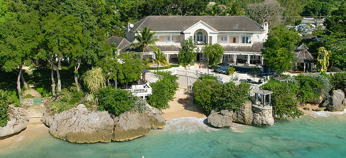 Luxury beach house for sale in Barbados