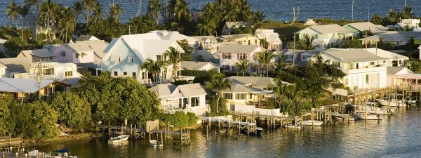 Waterfront home on Elbow Cay in The Bahamas