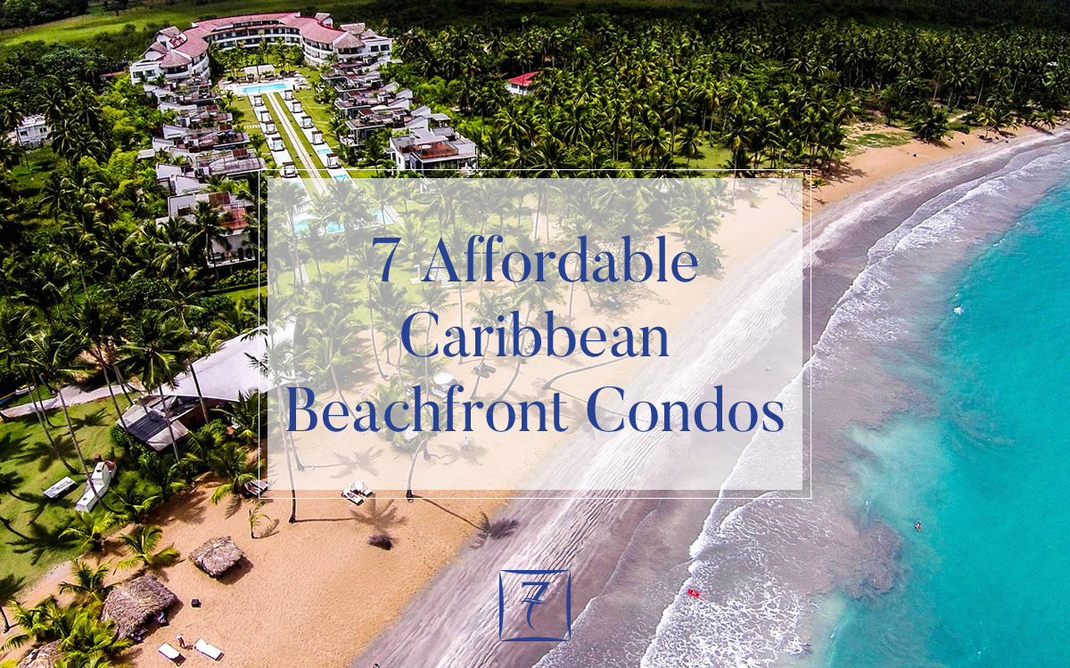 7 affordable Caribbean beachfront condos for sale