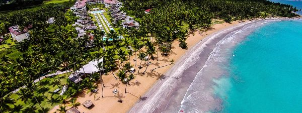 Beachfront condos for sale in Playa Coson, Las Terrenas in the Dominican Republic