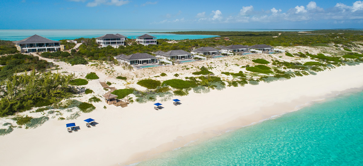 Beachfront condo suites for sale in South Caicos in the Turks & Caicos Islands