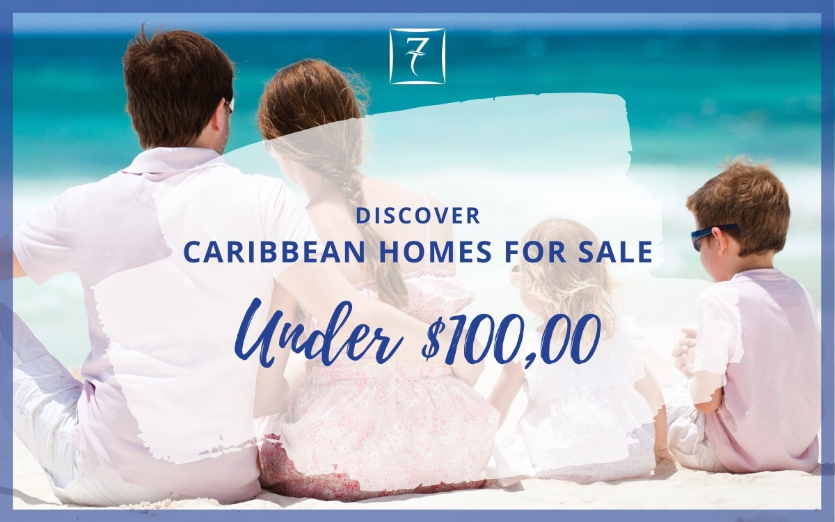 Discover Caribbean homes for sale under $100,000
