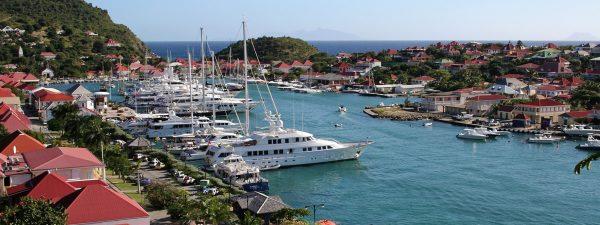 Gustavia Harbour, St Barts
