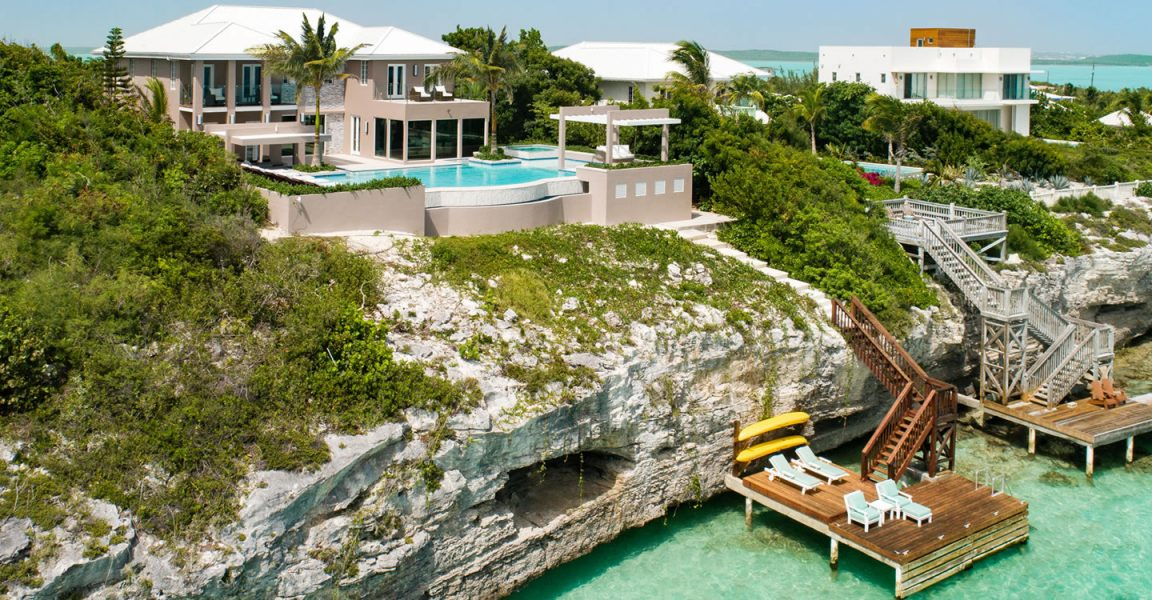 5 Bedroom Home for Sale, Ocean Point Drive, Providenciales, Turks