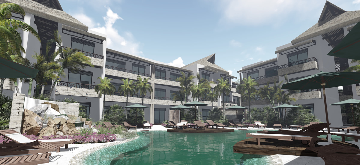 New condos for sale in Tulum, Mexico