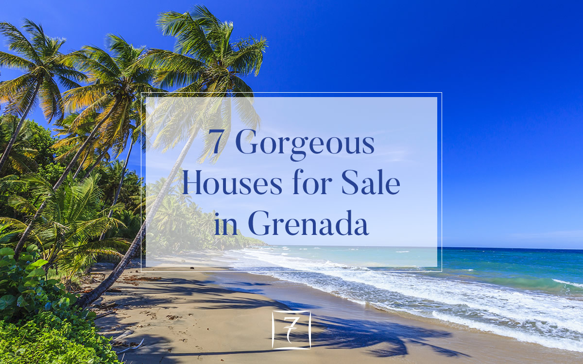 7 gorgeous houses for sale in Grenada