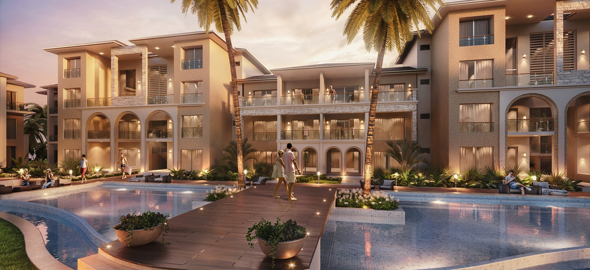 Apartments for sale in Bavaro-Punta Cana