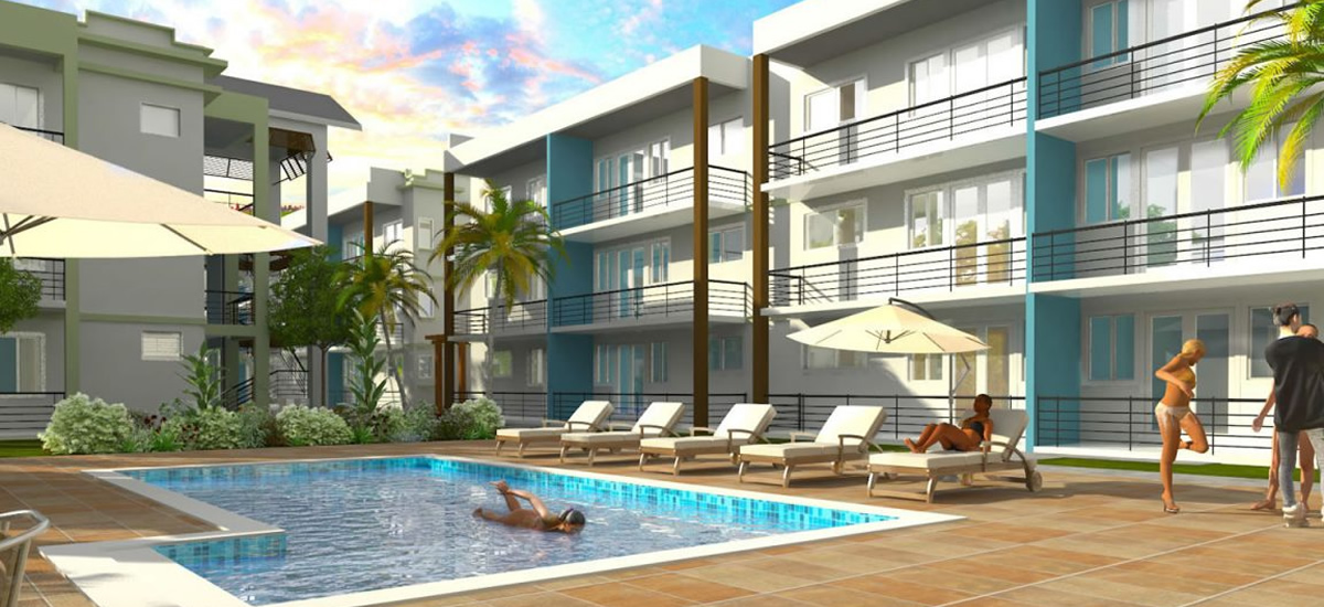 Apartments for sale in Kingston 8, Jamaica