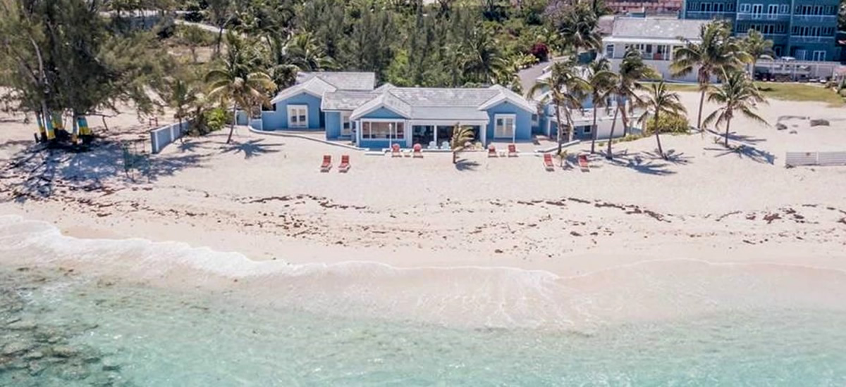 Beach house for sale, Love Beach, New Providence, Bahamas
