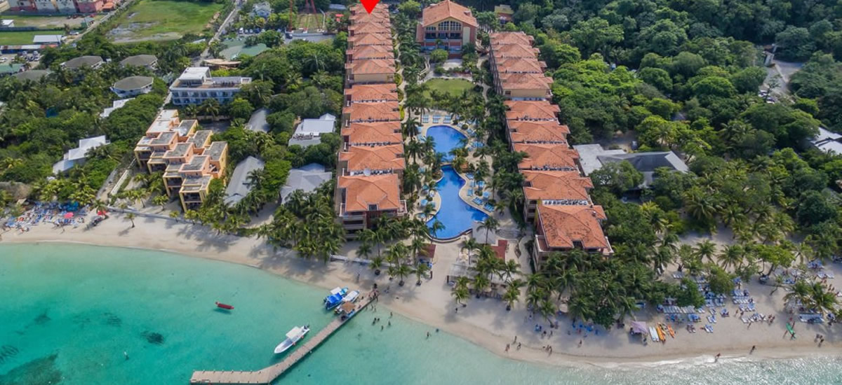 Condo for sale at Infinity Bay, West Bay Beach, Roatan