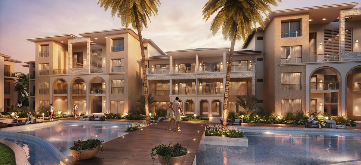 Condos for sale in Punta Cana, Dominican Republic