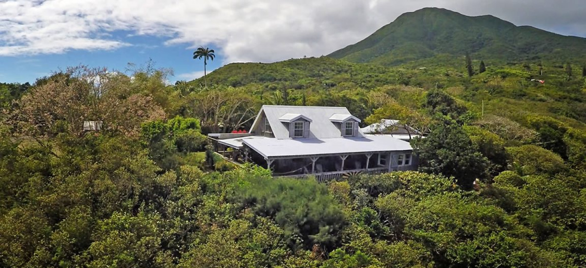 House for sale in Gingerland, Nevis