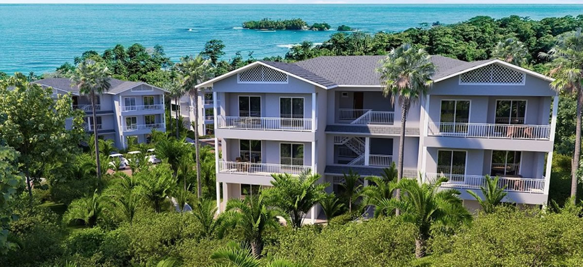 Studio condos for sale in Bocas del Toro, Panama