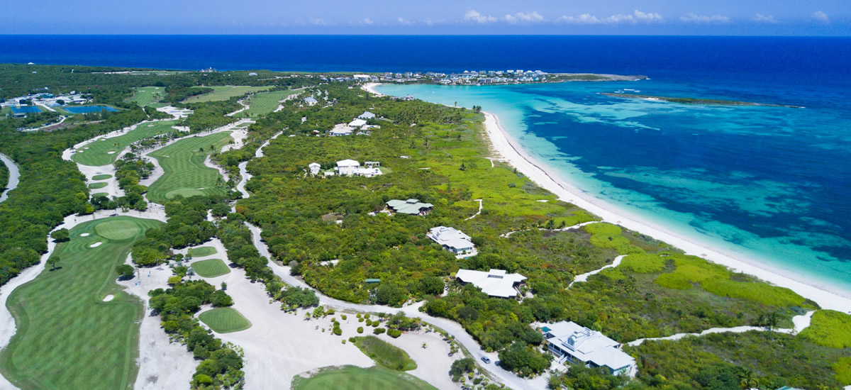 The Abaco Islands of The Bahamas