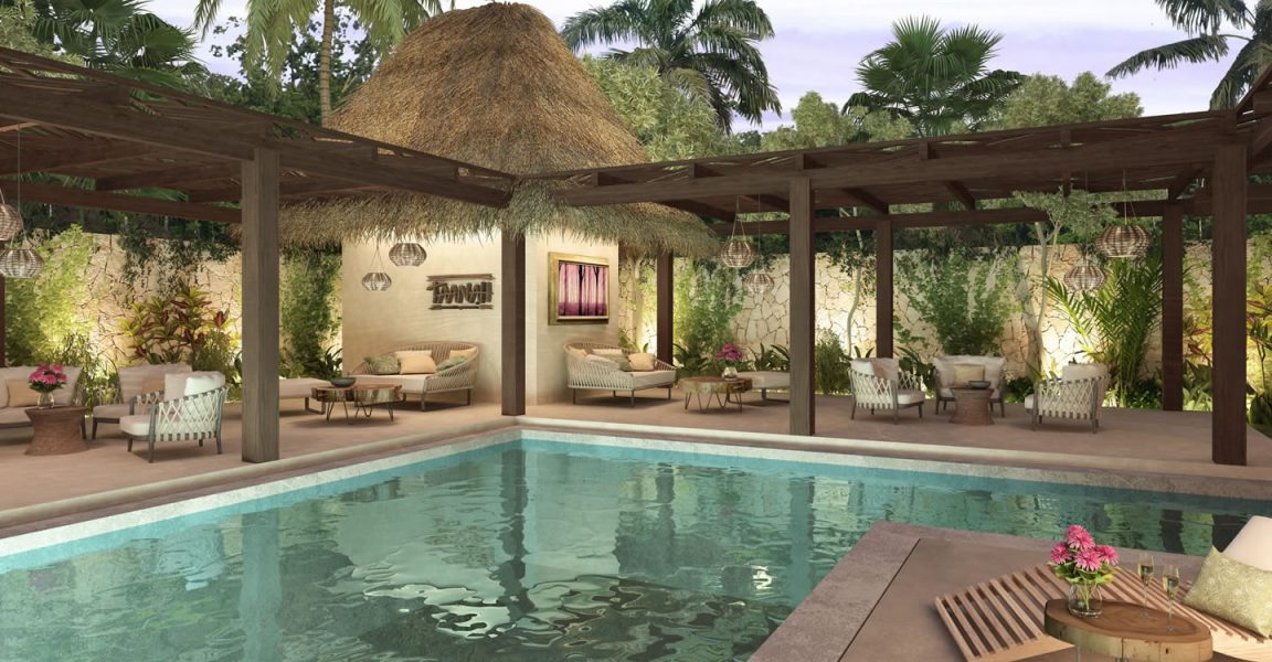 2 Bedroom Apartments For Aldea Zamá Tulum Mexico