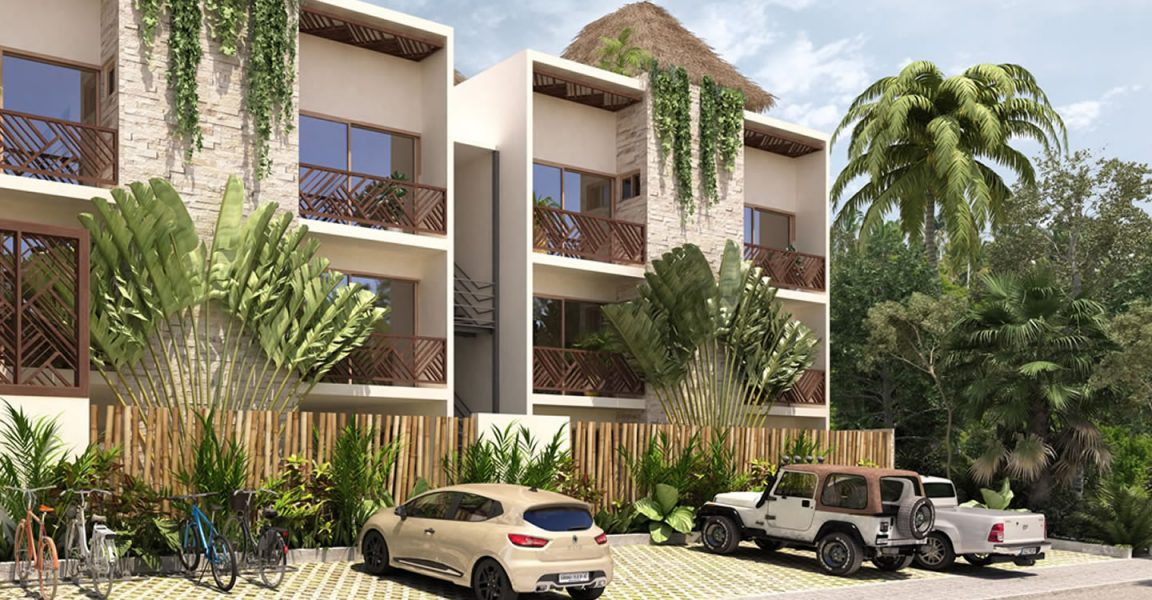 Awe Inspiring 2 Bedroom Penthouse Apartments For Sale Aldea Zama Interior Design Ideas Gentotthenellocom