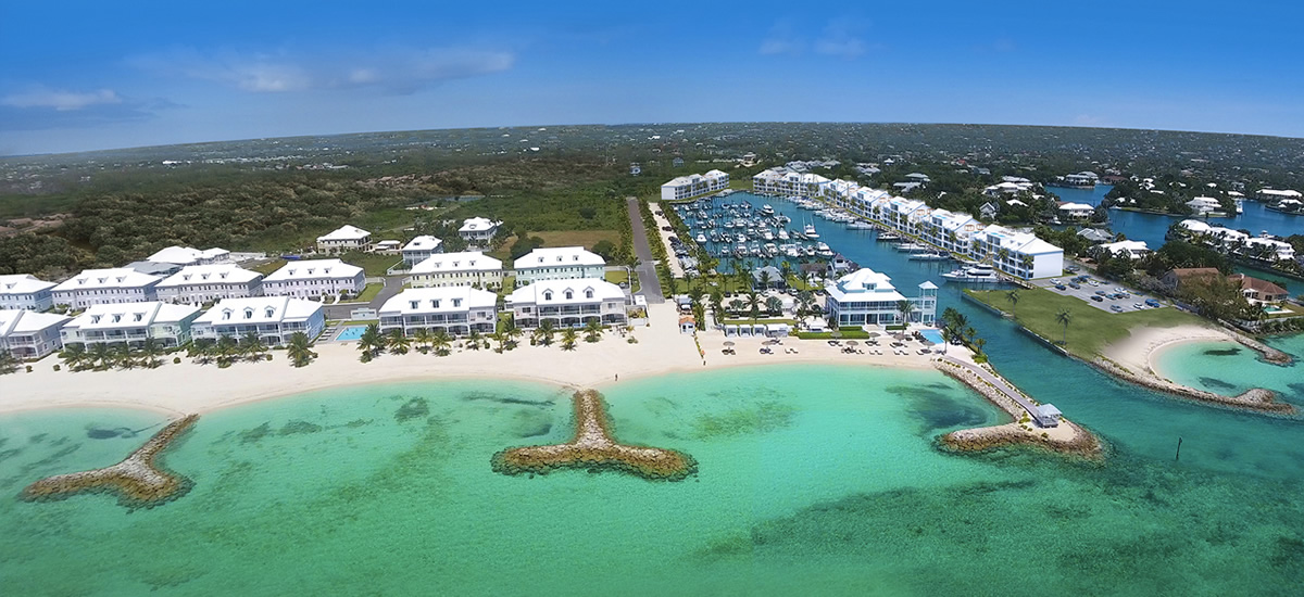 Bahamas realty - condos for sale in beachfront resort