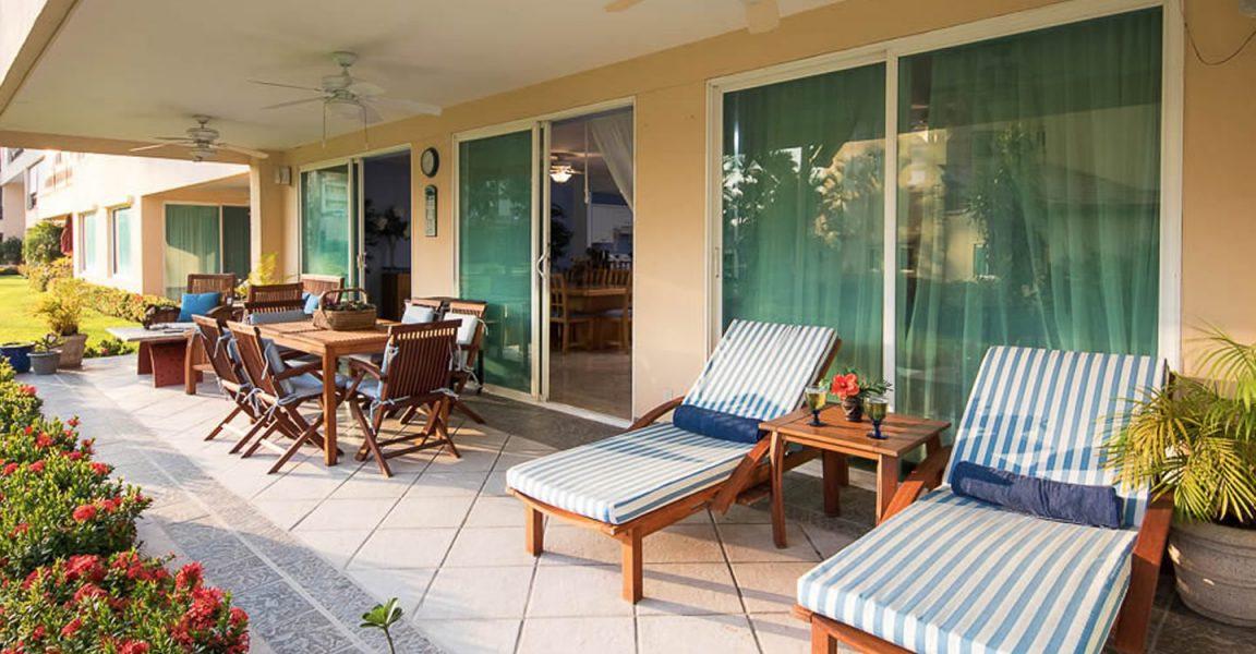 4 Bedroom Beachfront Condo For Sale, Marina Vallarta