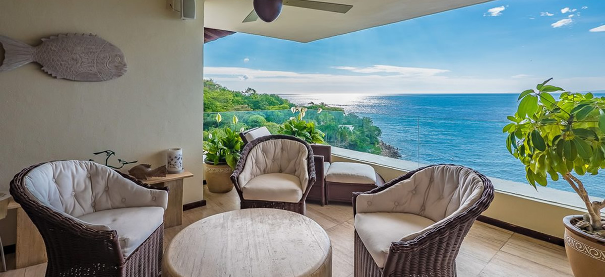 Beachfront condo for sale in Zona Hotelera Sur, Puerto Vallarta