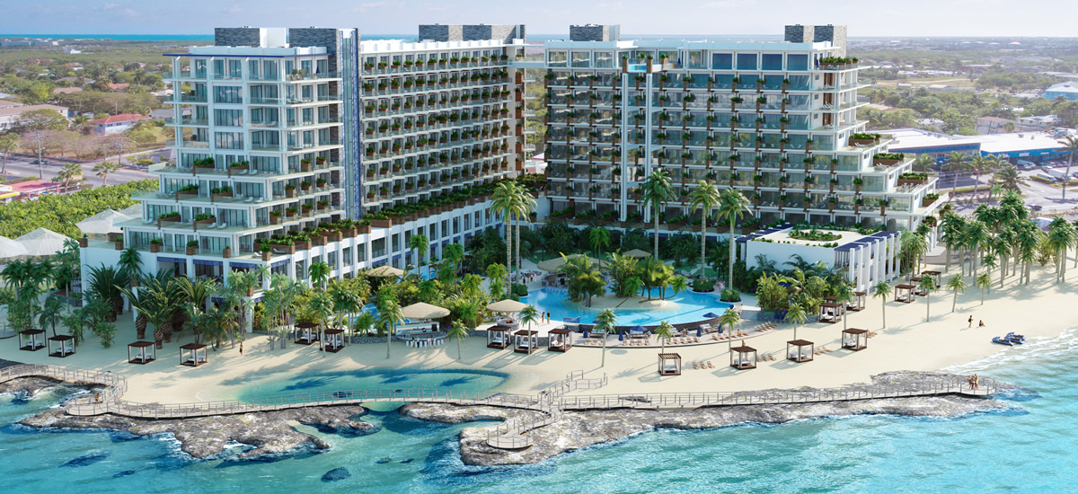 Cayman Islands realty - residences for sale on Seven Mile Beach
