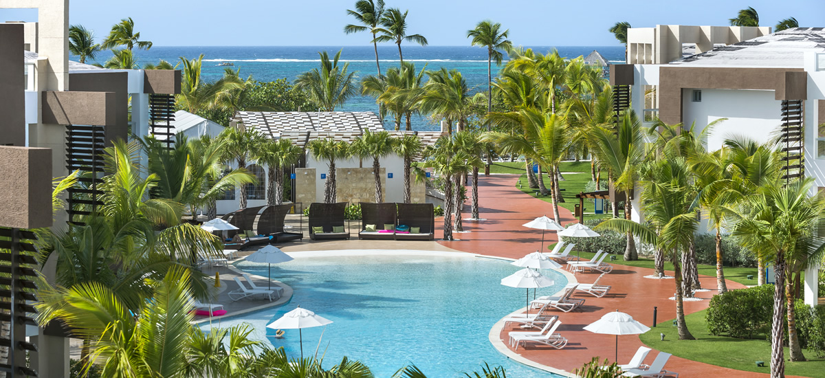 Dominican Republic realty - beachfront condos for sale in Punta Cana