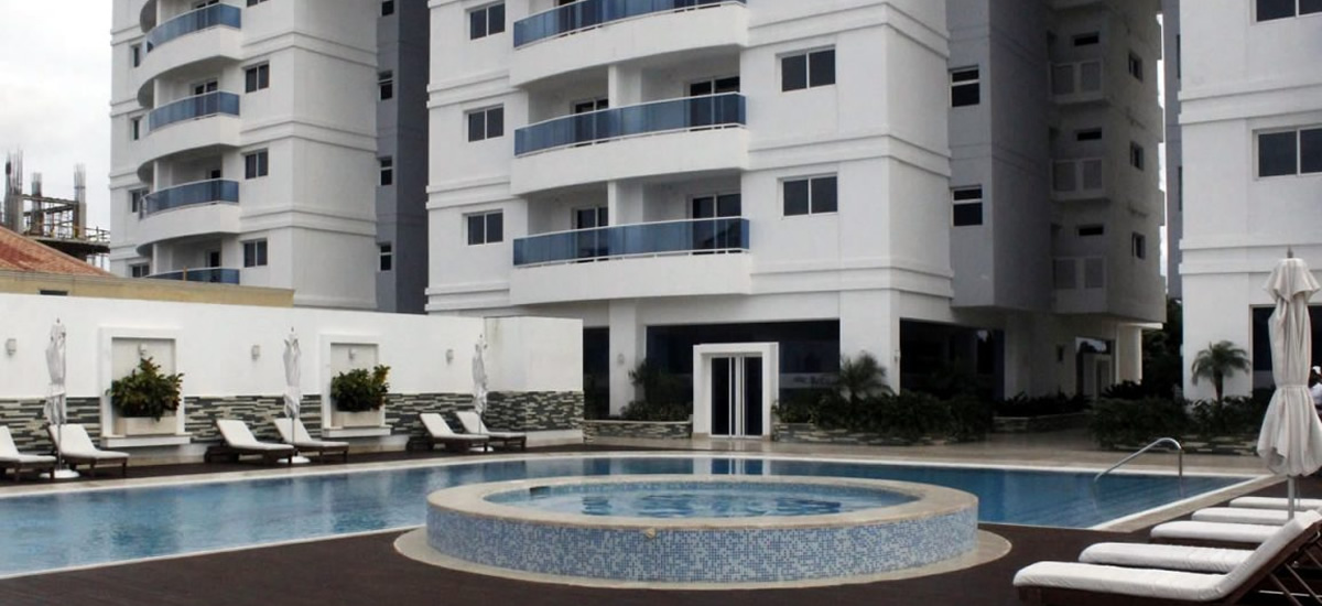 Luxury apartment for sale in Los Cacicazgos, Santo Domingo