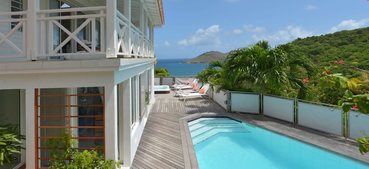 Luxury villa for sale in Flamands, St Barts