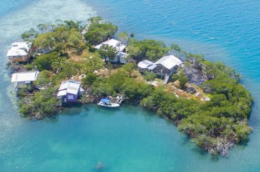 Island for sale in Belize - Stann Creek District